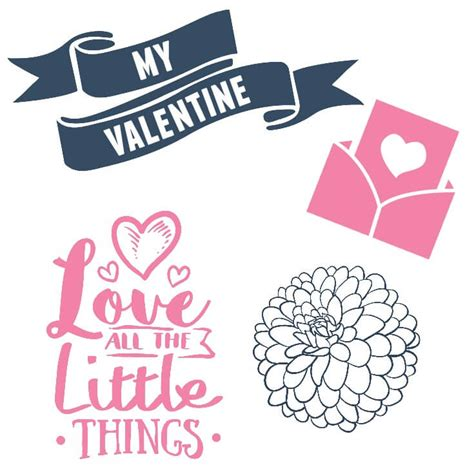 I have one more valentine's day svg for you! Free Valentine's Day SVG Files, Fonts, and Graphics for Crafts