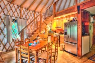 Small Kitchen Track Lighting Ideas by 21 Yurt Designs For Every Home Style Salter Spiral Stair