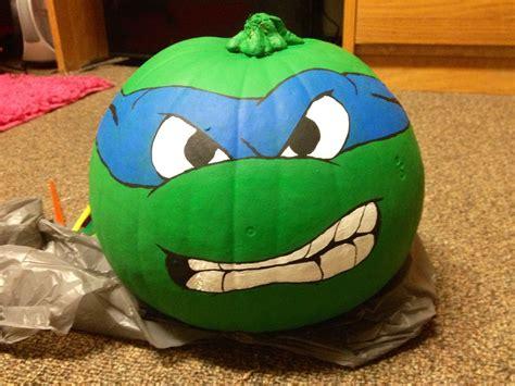 ninja turtle pumpkin ideas  pinterest tmnt