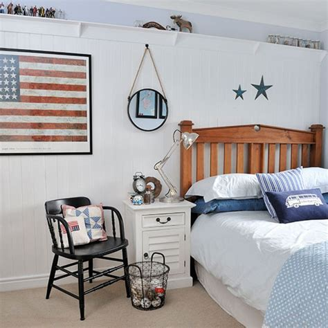 white and pale blue boys bedroom children s room