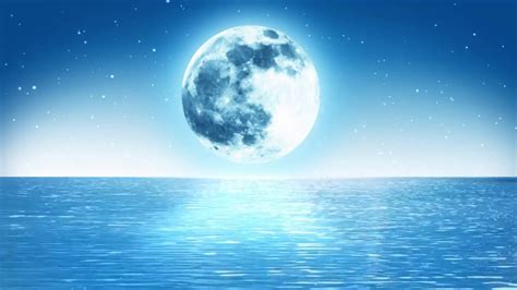 nature moon background romantic background