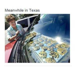 Meanwhile In Texas Meme - jokes about texas kappit