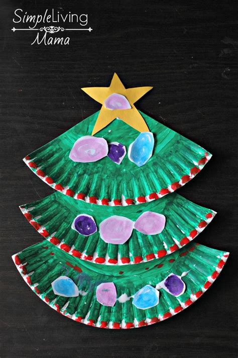 10 easy christmas craft activities for children at early