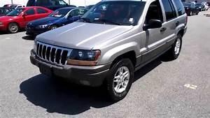 2002 Jeep Grand Cherokee Laredo Walkaround  Start Up  Tour