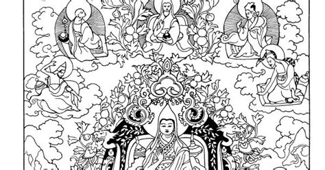 Tibetan Designs (dover Design Coloring Books)