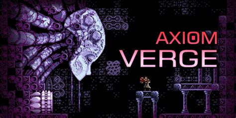axiom verge nintendo switch  software games