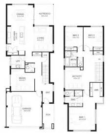 2 storey house design narrow lot storey house designs perth apg homes