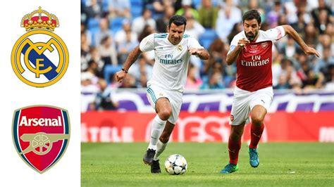 Insane Real Madrid vs Arsenal Betting Tips 24/07/2019