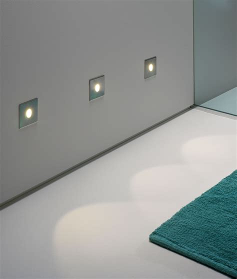 Small Bathroom Wall Lights by Led Guide Light Providing Low Glare Wash Light For Steps