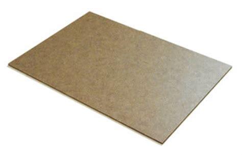 Hardboard Oil Tempered 1220mm x 610mm x 3.2mm