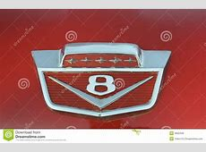 Vintage auto hood ornament stock image Image of classic