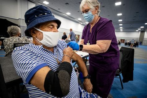 Polk County closes COVID-19 vaccine portal, transitions to ...