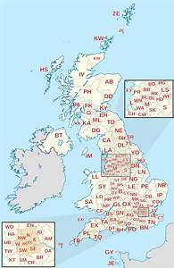 Postcodes In The United Kingdom