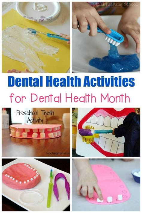 15 exciting dental health activities for more 741 | 778683a59a53b5ae3e32a8b4e2b00842 activities to do healthy eating activities for kids