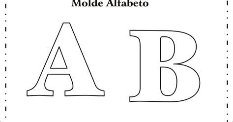 molde letras do alfabeto ideia criativa gi barbosa molde letras do alfabeto ideia criativa gi