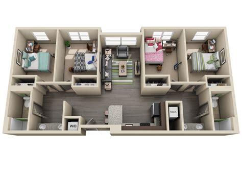 Apartment Rooms : Uk Housing