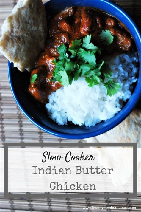 This is the creamiest indian butter chicken recipe you ever had. Slow Cooker Indian Butter Chicken | Recipe | Butter chicken, Indian food recipes, Slow cooker ...