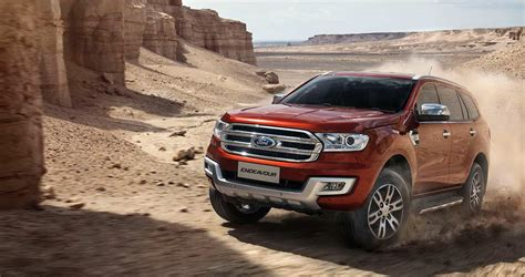 Ford Endeavour Photos Wallpapers HD