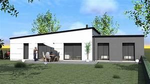 Maison Sans Toit : maison avec toit une pente ventana blog ~ Farleysfitness.com Idées de Décoration