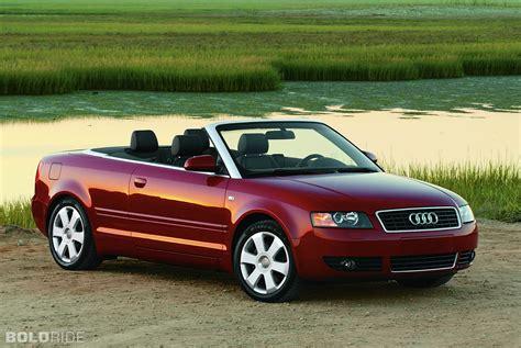 Audi A4 Cabriolet Quotazioni Usato Listino Audi A4