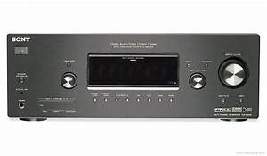 Sony Str-dg700 - Manual - Multi-channel Av Receiver