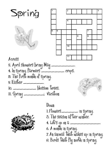 spring worksheets  coloring pages  kids