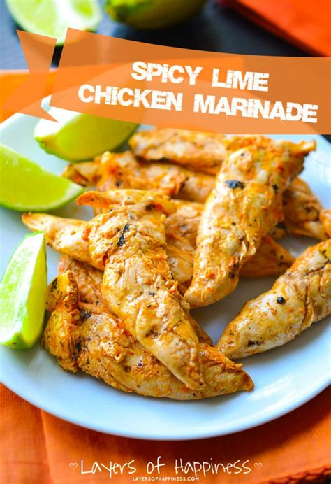 chicken marinades spicy buffalo lime chicken marinade layers of happiness