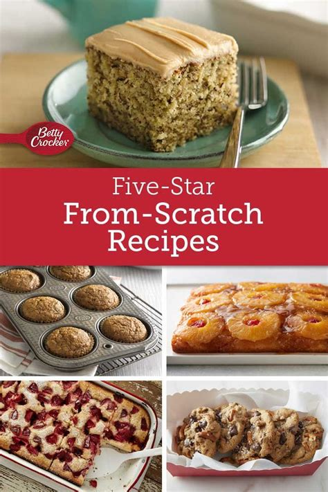 recipes    scratch   stars