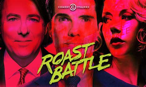 Book Tickets For Roast Battle