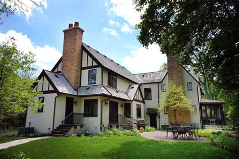 photo of tudors homes ideas tudor addition traditional exterior chicago by