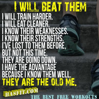 training motivation quotes motivational workout fitness weight lifting posters exercise poster inspiration strength hasfit gym quotesgram beat workouts weights