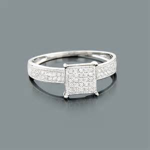 real cheap wedding rings cheap engagement rings real ring in silver 0 25ct