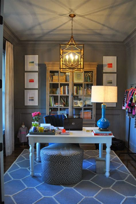 small office lighting ideas one room at a time the home office hello happiness