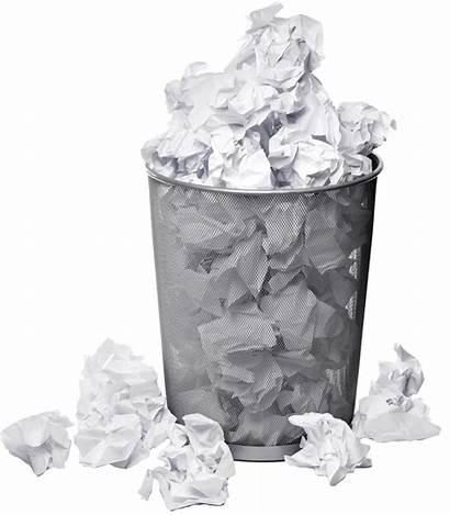 Paper Basket Baskets Clean Trashcan Plans Carefully