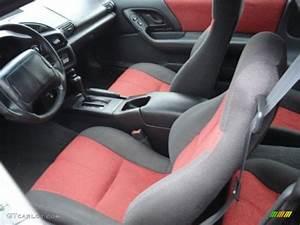 1995 Chevrolet Camaro Coupe Interior Color Photos