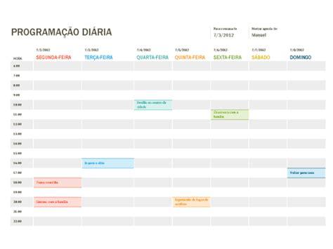 templates excel planeamento de tarefas modelos do excel em destaque