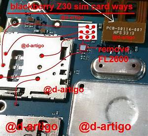 Blackberry Z30 Insert Sim Card Repair Ways Solution