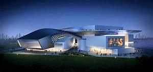 Qingdao Modern Green Architect Patel Architecture Palm