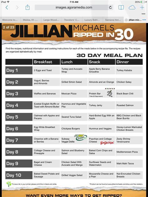 image result  jillian michaels  day shred plan