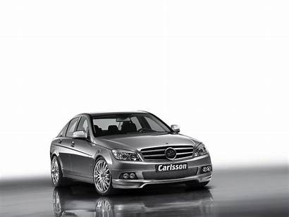 Mercedes Benz Carlsson W204 Classe Class 2007