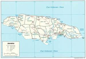 Jamaica Maps - Perry-Castañeda Map Collection - UT Library Online Jamaica