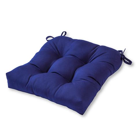 greendale home fashions 20 quot outdoor chair cushion