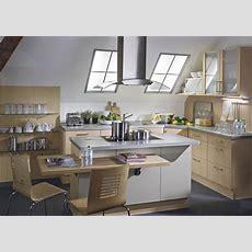 Kleine Küche In Lform Mit Kochinsel