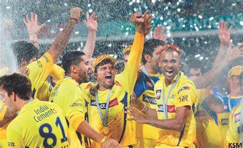 Chennai Super Kings Retains IPL Crown | Chennai Wins IPL ...