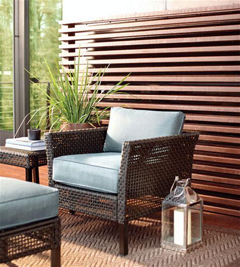 home dzine garden build a privacy screen for your garden