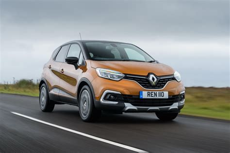 Renault Captur by Facelifted Renault Captur Gets New Engine And Gearbox