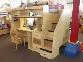 bedroom loft bed with desk underneath plans desk bed combo how to bunk beds bunk beds