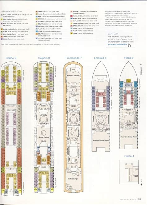 Ruby Princess Deck Plans Pdf by Posts Brtracker