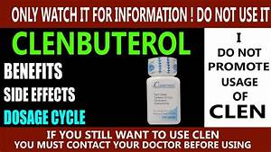 What Is Clenbuterol In Hindi