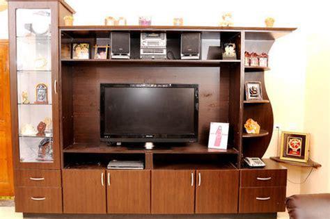 T V Showcase   Wooden TV Showcase Architect / Interior